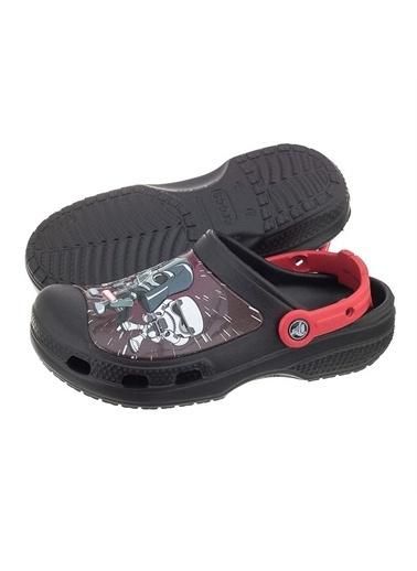 Crocs Crocs 201501001 Star Wars Darth Vader Çocuk Terlik Siyah